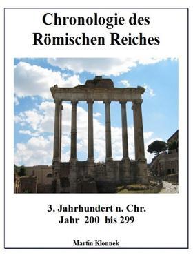 Chronologie des Römischen Reiches 3