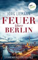 Jörg Liemann: Feuer über Berlin - Sternenbergs erster Fall ★★★