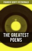 F. Scott Fitzgerald: The Greatest Poems of F. Scott Fitzgerald
