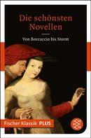 Giovanni Boccaccio: Die schönsten Novellen