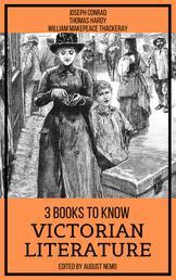 3 Books To Know Victorian Literature