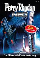 Christian Montillon: Perry Rhodan Neo 37: Die Stardust-Verschwörung ★★★★★