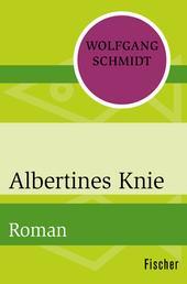 Albertines Knie - Roman