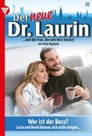Viola Maybach: Der neue Dr. Laurin 32 – Arztroman ★★★★★