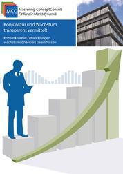 Konjunktur und Wachstum transparent vermittelt - Konjunkturelle Entwicklungen wachstumsorientiert beeinflussen