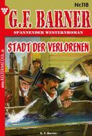 G.F. Barner: G.F. Barner 118 – Western