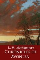 L. M. Montgomery: Chronicles of Avonlea ★★★