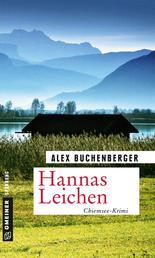 Hannas Leichen - Kriminalroman