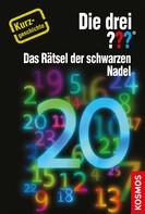 Hendrik Buchna: Die drei ??? Das Rätsel der schwarzen Nadel (drei Fragezeichen) ★★★★