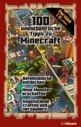 100 unentbehrliche Tipps zu Minecraft - Ein inoffizieller Guide
