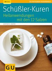 Schüßler-Kuren - Heilanwendungen mit den 12 Salzen