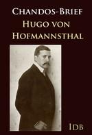 Hugo Hofmannsthal: Chandos-Brief ★★★★★