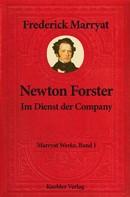 Frederick Marryat: Newton Forster