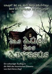 Das Auge des Abyssus - Ein Horror Spielbuch