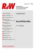 Horst Marburger: Aushilfskräfte