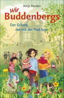 Antje Herden: Wir Buddenbergs – Der Schatz, der mit der Post kam ★★★★
