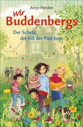 Wir Buddenbergs – Der Schatz, der mit der Post kam - Band 1