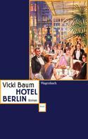 Vicki Baum: Hotel Berlin ★★★★