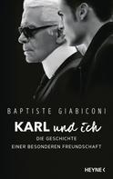 Baptiste Giabiconi: Karl und ich ★★★★