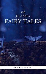 500 Classic Fairy Tales You Should Read (Book Center) - Cinderella, Rapunzel, The Little Mermaid, Beauty and the Beast, Aladdin And The Wonderful Lamp...