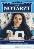 Karin Graf: Der Notarzt 325 - Arztroman ★★★★★