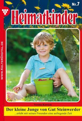 Heimatkinder 7 – Heimatroman