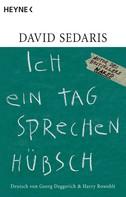 David Sedaris: Ich ein Tag sprechen hübsch ★★★★