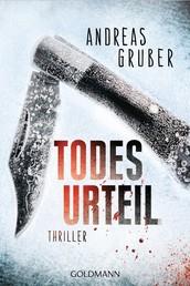 Todesurteil - Maarten S. Sneijder und Sabine Nemez 2 - Thriller