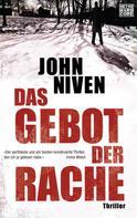 John Niven: Das Gebot der Rache ★★★★