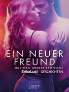 Diverse forfattere: Ein neuer Freund – und drei andere erotische Erika Lust-Geschichten ★★★★