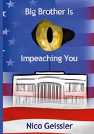 Nico Geissler: Big Brother Is Impeaching You