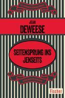 Jean DeWeese: Seitensprung ins Jenseits ★★★★