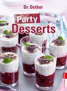 Dr. Oetker: Party Desserts ★★★★