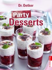 Party Desserts