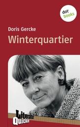 Winterquartier - Literatur-Quickie - Band 44