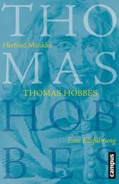 Thomas Hobbes - Eine Einführung