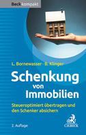 Ludger Bornewasser: Schenkung von Immobilien