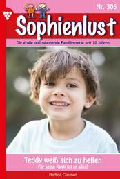 Sophienlust 305 – Familienroman - Teddy weiß sich zu helfen