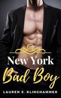 Lauren S. Klinghammer: New York Bad Boy