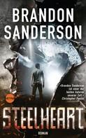 Brandon Sanderson: Steelheart ★★★★
