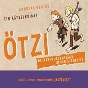 Ötzi - Die Verfolgungsjagd in der Steinzeit. Ein Rätselkrimi