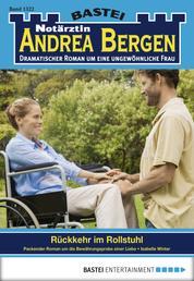 Notärztin Andrea Bergen - Folge 1322 - Rückkehr im Rollstuhl