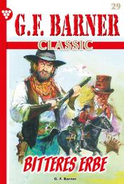 G.F. Barner Classic 29 – Western - Bitteres Erbe