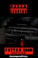 Peter Schrenk: Fetter Sand: Thriller ★
