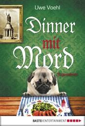 Dinner mit Mord - Ein Teutoburger-Wald-Krimi