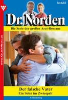 Patricia Vandenberg: Dr. Norden 685 – Arztroman ★★★★