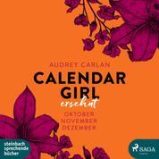 Ersehnt - Calendar Girl (Ungekürzt)