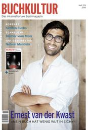 Magazin Buchkultur 178 - Das internationale Buchmagazin