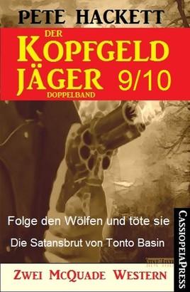 Der Kopfgeldjäger Folge 9/10 (Zwei McQuade Western)