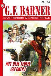 G.F. Barner 180 – Western - Mit dem Teufel gepokert